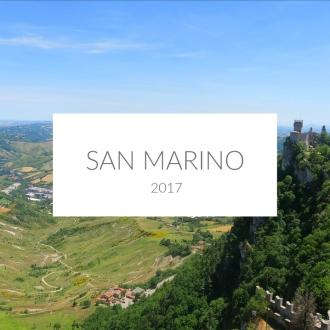 SAN MARINO COVER