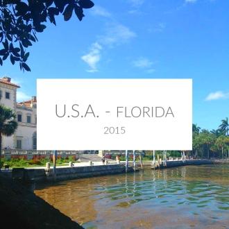 USA FLORIDA COVER